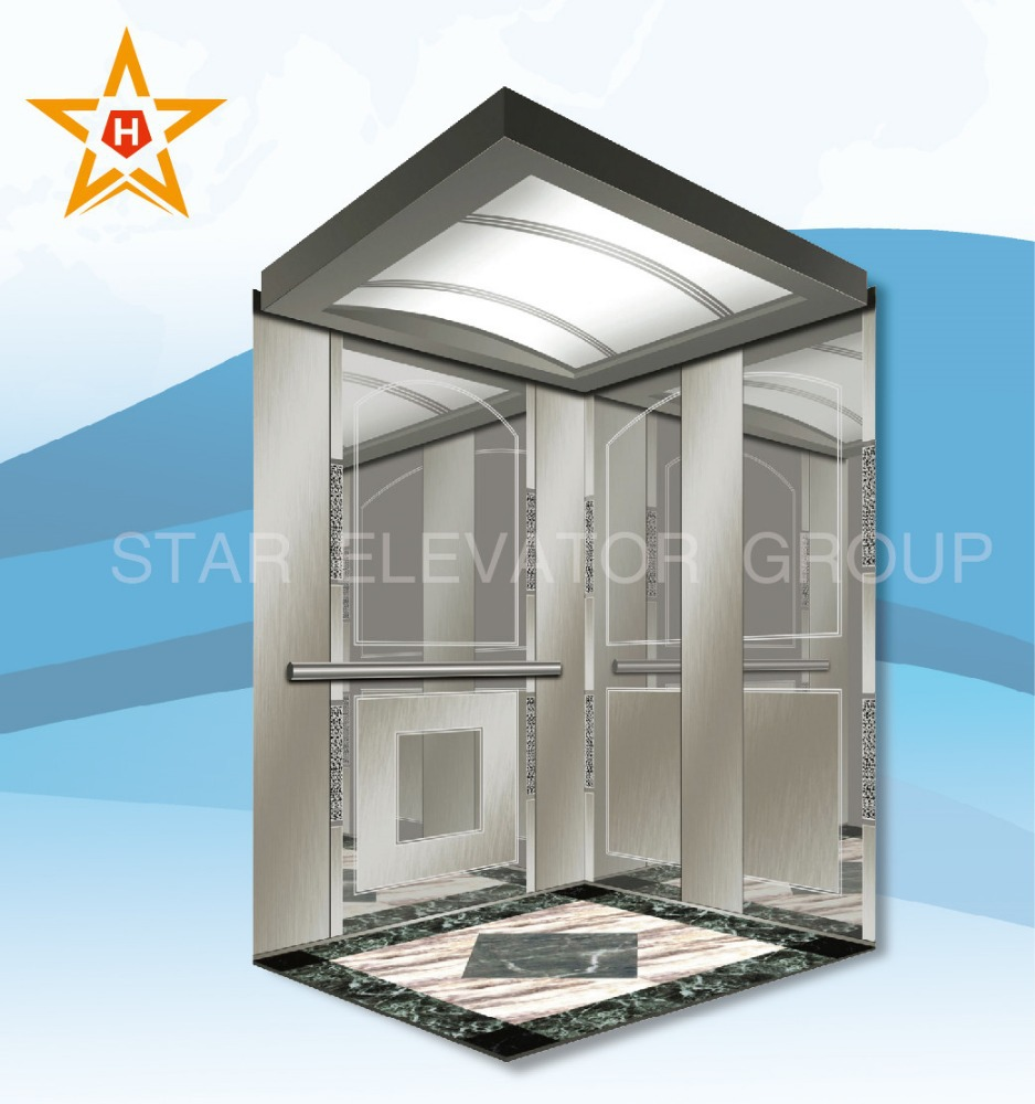 Nice Mirror Etching Residential Elevator Price Buy