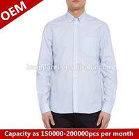 RHR latest blank shirt designs custom dress for men 2015