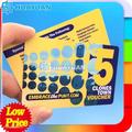 Secure Control de acceso impresión Hotel tarjetas llave con ultraligero EV1 chip