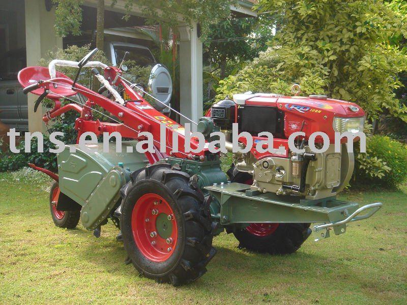 Tractor Tiller Product : Walking tractor power tiller gn farm