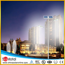 Hot sale solar LED street light price with CE RoHS TUV certificate
