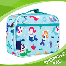 Zip Around Oxford Insulated Lunch Bag Cooler