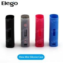 100% Original Kanger Kbox Mini Silicone Case/Subox Mini Silicone Case and Subtank Mini Bell Cap