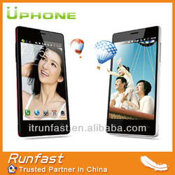 China factory colorful 4.5inch mobile phone 3g Android 4.2 MTK6589