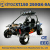 XT150GK-9A mini jeep 150cc cheap go karts for sale