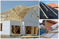 Breathable and waterproof House Wrap for Building Roofing and Wall
