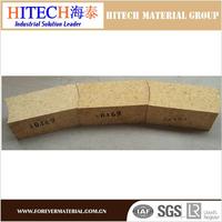 High quality low Iron high temperature alumina fire bricks for boiler