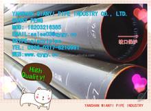 LSAW pipe /API5L GR.B oil pipeline /3PE coating