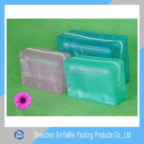 Рекламные отбеливания кожи гель для душа гель для душа упаковывая мешок