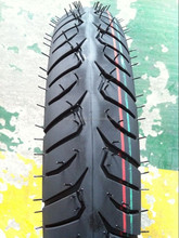 High Quality Tube Type Motorcycle Tire (110/90-16)
