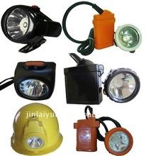 high power LED miner helmet light