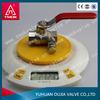 TMOK top grade plastic ppr valves/water ball valve