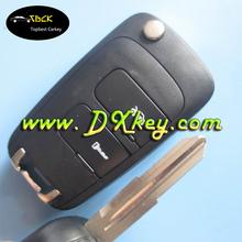 Excellent quality 2 buttons 434 mhz 4D60 chip car remote key for chevrolet epica key chevrolet epica remote key
