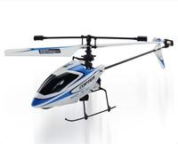 "9.65"" WL V911 Single Rotor 4CH Gyro 2.4G RC Helicopter HG911 Blue/White"