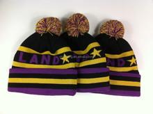 Custom design Knit hat Acrylic Beanie Hat Making Factory