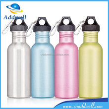 Outdoor portable travel 600ml riding sports drink bottle