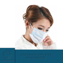 Germany PP material Physical inactivation disposable cpr breathing mask/excellent filtering bacteria and PM2.5