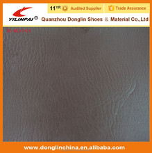 Free sample shoes leather Synthetic leather/PU Artificial leather