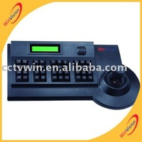 3D ptz akeyboard controller,ptz dome camera keyboard