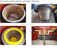 Placer gold processing equipment concentrator centrifugal