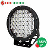 China 4x4 accessories arb led spot lights, 9inch 185w 4x4 led lights