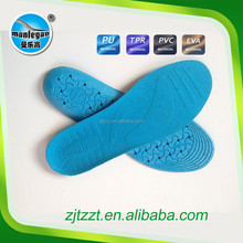 New style PVC men's insole to reduce the size of shoes