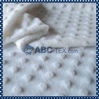 High Color In Stock Stripes Pattern Minky Blanket Baby Blankets