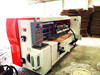 rotary automatic die cutting machine carton box production line