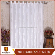 China suppliers Home decor classical design jacquard yarn curtain