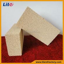 High Alumina Light Weight Insulating fire brick