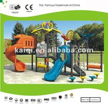 Small Size Day Care Playground for Kids Play Center with Roller Slide and climber