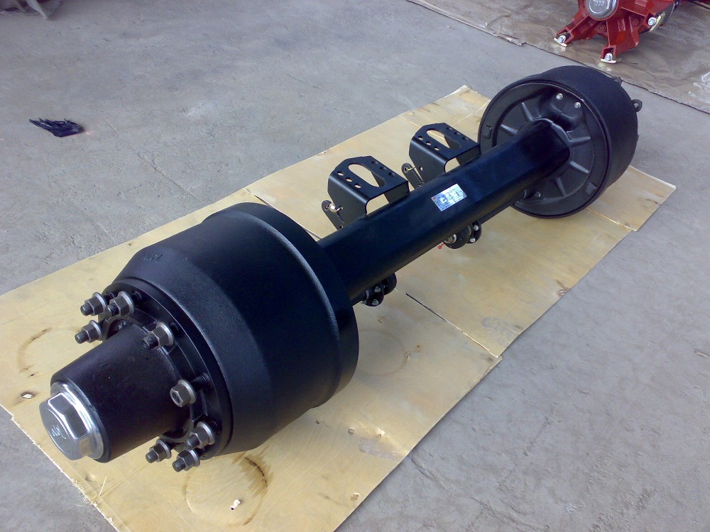 Heavy Truck Axles : Semi trailer tandem axle truck axles buy