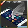 China manufacturer top quality 9H explosion proof tempered glass screen protector for iphone 6s tempered glass screen protector