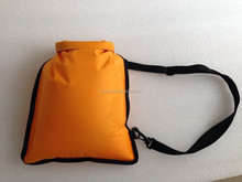 pvc Waterproof dry bag in envelope shape, sport waist pouch for outdoor sports