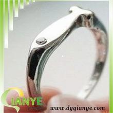 hot selling tree swirl rings meaningful rings jewelry fancy 925 sterling silver ring
