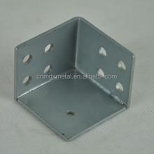 OEM Protecting Silver Metal Furniture Corner Bracket