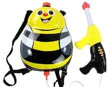 Plastic cartoon animal design backpack water gun / kids water gun / Water Shooting Gun