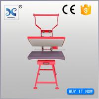 24''X32'' clamshell heat press transfer machine t-shirt stamping machine HP680