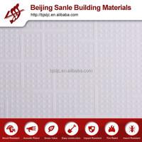 calcium silicate ceiling board/ artistical ceiling tiles