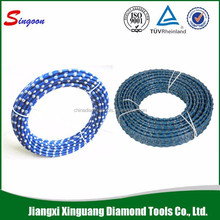 Diamond Wire Saw For Granite Quarrying With High Quality