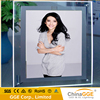 Wholesales LED crystal advertising curved LED light box for advertising display