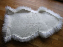 Wholesale Custom Sheepskin Fur Rug Home Floor Carpet With Real Sheepskin Fur