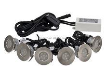 RD12-6LED Set 12V LED Garden Deck light