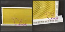 Plástico colmena fundación colmena marcos desde el fabricante