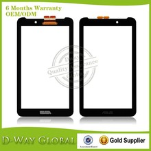 Original 7inch Panel Front Glass Lens For ASUS MeMO Pad 7 ME170 ME170C K012 Touch Screen With Digitizer