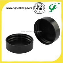 38-400 High Quantity black phenolic cream jars cap wholesale