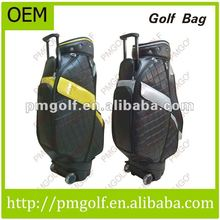 2012 New Push-and-Pull Rod Golf Bag