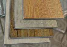 waterproof interlocking pvc vinyl flooring plank sale