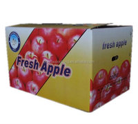 Fruit Use and Corrugated Board Paper Type fruit packaging box