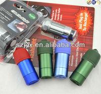 Green LED Flashlight LED Rechargeable Flashlight DC 12v Rechargeable LED Light